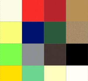 A4 Quality Coloured Craft Card Cardstock 230-300gsm Kraft Lots of Colours Stock