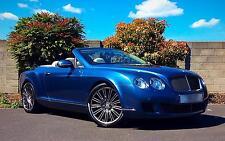 2011MY Bentley Continental GTC Speed Convertible