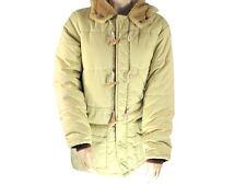 Vintage Manor House Women's Winter Coat w/ Zip Hood Nice & Warm!