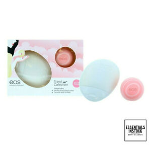 EOS Lip Balm Gift Set - Vanilla Orchard Hand Lotion & Coconut Mint Lip Balm