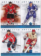 12-13 Artifacts Colton Orr /85 Sapphire Blue Maple Leafs 2012