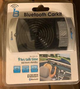 Trueblue Bluetooth Speakerphone Carkit TB-250-Ck