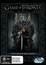 Game of Thrones Region Code 1 (US, Canada...) DVDs