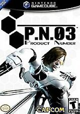 P.N.03 PRODUCT NUMBER (Nintendo GameCube, 2003) GAME CUBE GAME DISK ONLY NES HQ