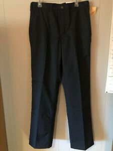 Flying Cross Nomex Pants 34R Blue, Brand New, please read description.