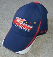 ★ METALLURG MAGNITOGORSK KHL REEBOK Icehockey Cap L/XL NEU ★