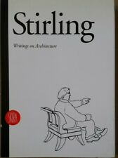 James Stirling: Writings on Architecture by Robert Maxwell (Paperback, 1998)