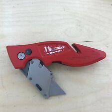 Milwaukee Fastback II - Flip Utility Knife with Blade Storage / # 48-22-1902