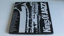 Kings Of Jazz Vol. 1 10 LP´s F10-90 162 10 Record Set Jarret,Corea, A.O NM+ LP