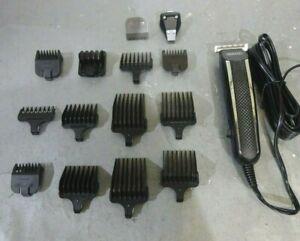 Wahl PowerPro Corded Beard Trimmer & Hair Clipper #9686