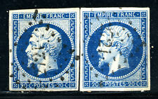 FRANCE 14A PC 2721 ROMORANTIN, LOIR-et-CHER 2 nuances. TRES BEAUX.