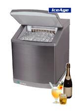 Macchina Ghiaccio Fabbricatore Ice Maker Professionale Bar Ristorante 20Kg/24H S