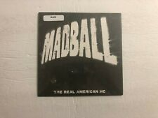 MADBALL The Real American HC 45 Reaper Rec. RR-36 US 2010 SEALED M HARDCORE B7