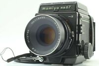 [EXC+5] Mamiya RB67 Pro S Film Camera + Sekor C 127mm Lens & 120 Back From JAPAN