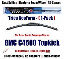Super Premium NeoForm Wiper Blade (Qty 1) fits 2003-2009 GMC C4500 Topkick 16220