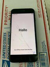 New listing Black Verizon/Unlocked 64Gb Apple Iphone Se 2Nd Gen 2020 /Please Read! Km81