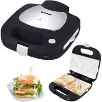 Syntrox SM-1500W Sandwichmaker mit Backplatten