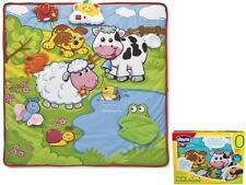 Chicco Singende Tiere Spielmatte Babys Säugling Spielzeug Tier klingt Stimme