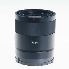 Sony E 24mm F1.8 Carl Zeiss T* Wide Angle Prime Lens Black SEL24F18Z