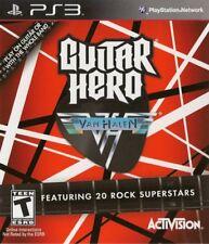 Guitar Hero: Van Halen - Playstation 3 Game