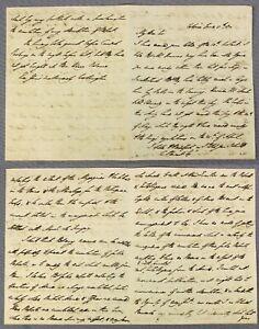 1810 rare letter by the DUKE of Wellington peninsular WAR counter intelligence