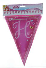 Disney Princess 14Ft.Happy Birthday Pennant Banner Paper Goods Birthday Supplies
