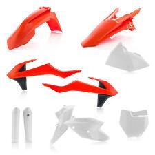 Acerbis MX Full Plastics Kit - KTM SX/SXF 125-450 16-18, SX250 17-18 - OEM (18)