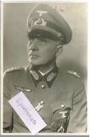 Generalmajor Bernhard 2. Panzer Armee im August 1943