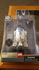 "DISNEY STAR WARS THE LAST JEDI R2-D2 ELITE SERIES 6"" DIE CAST FIGURE"
