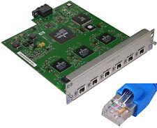 GIGABIT 1000Base-T HP PROCURVE 6-PORT 100/1000 GL MODUL J4863A FÜR 4104gl 4108gl