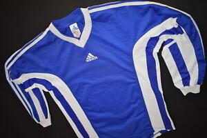 Adidas Trikot Jersey Maglia Camiseta Maillot Maglia Shirt Vintage Rohling 90s S
