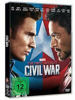 Captain America: 3 - The First Avenger: Civil War [DVD/NEU/OVP] Chris Evans