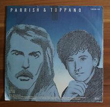 "Single 7"" Vinyl Parrish & Toppano - Cello"