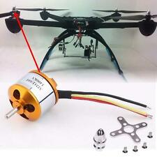 A2212 KV1400 Brushless Outrunner Motor for RC Multi Rotor Quadcopter Heli Hot UP