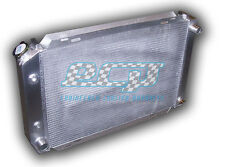 THE BEST - HD Aluminum Radiator 1979 - 1993 Ford Mustang 302 5.0L - Auto Trans