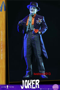 Mars Toys 1:6 MAT002 Batman 1989 JOKER Jack Nicholson Action Figure Doll Presale