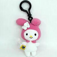 Build a Bear My Melody Rabbit plush soft toy doll Clip Sanrio Small Mini