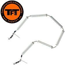 TFT Tremarella Glas Federketten 3,5g slim - Federkette zum Forellenangeln