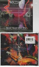 CD--WALTARI--YEAH!YEAH!DIE!DIE!DEATH METAL
