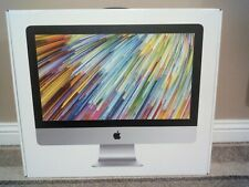 """More details for original apple imac 21.5"""" empty box only model no a1418 whit packaging"""