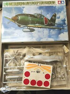 Tamiya 6418  Mitsubishi J2M3 Interceptor Raiden 1 / 48