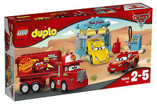 LEGO Duplo 10846 Flo's Café Disney Pixar Cars 3 - NEW & SEALED