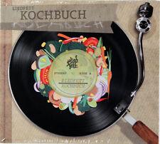 Liedfett - Kochbuch (CD Digipak) New & Sealed