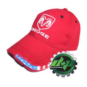 Dodge Ram 4x4 usa hat base ball cap logo decal chrysler plymouth low top Mopar
