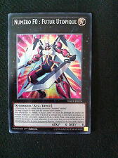 Yu-Gi-Oh! Numéro F0 : Futur Utopique WSUP-FR026