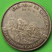 JETON MDP CHATEAU DE QUÉRIBUS 2008