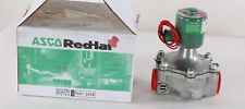 "New EF8215B070 Asco Red Hat 1 ½"" Solenoid Valve"