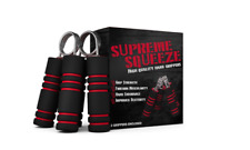 Hand Strengthener Set - 2 Hand Grips Included - Forearm Exerciser Perfect for In
