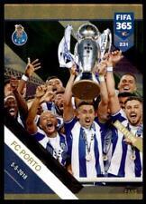 Panini FIFA 365 2019 Adrenalyn XL FC Porto FC Porto FANS: Milestone No. 231