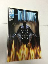 Inhumans 1 Signed Jenkins Variant Cover Dynamic Forces With COA